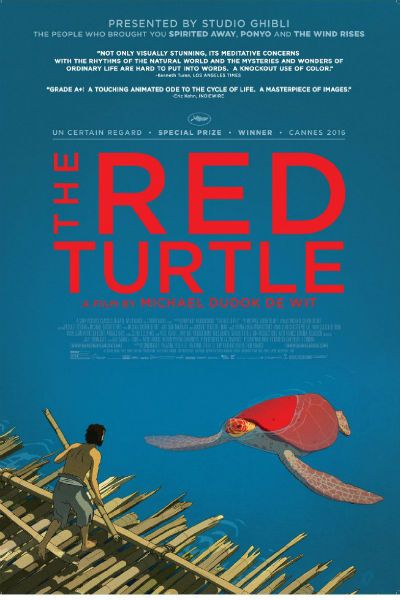 Director Michael Dudok De Wit Writers Michael Dudok De Wit Story Pascale Ferran Genres Animation Fantasy The Red Turtle Turtle Movie Animated Movies