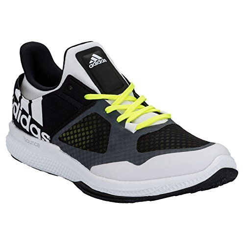 Adidas Womens Atani Bounce Trainers And US45 White * More info could be found at the image url.