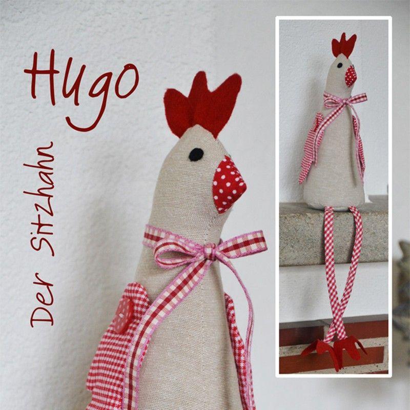 Hugo der sitzhahn