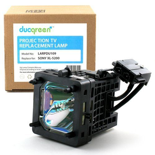 Duogreen SONY XL-5200 Projection TV Replacement lamp KDS ...