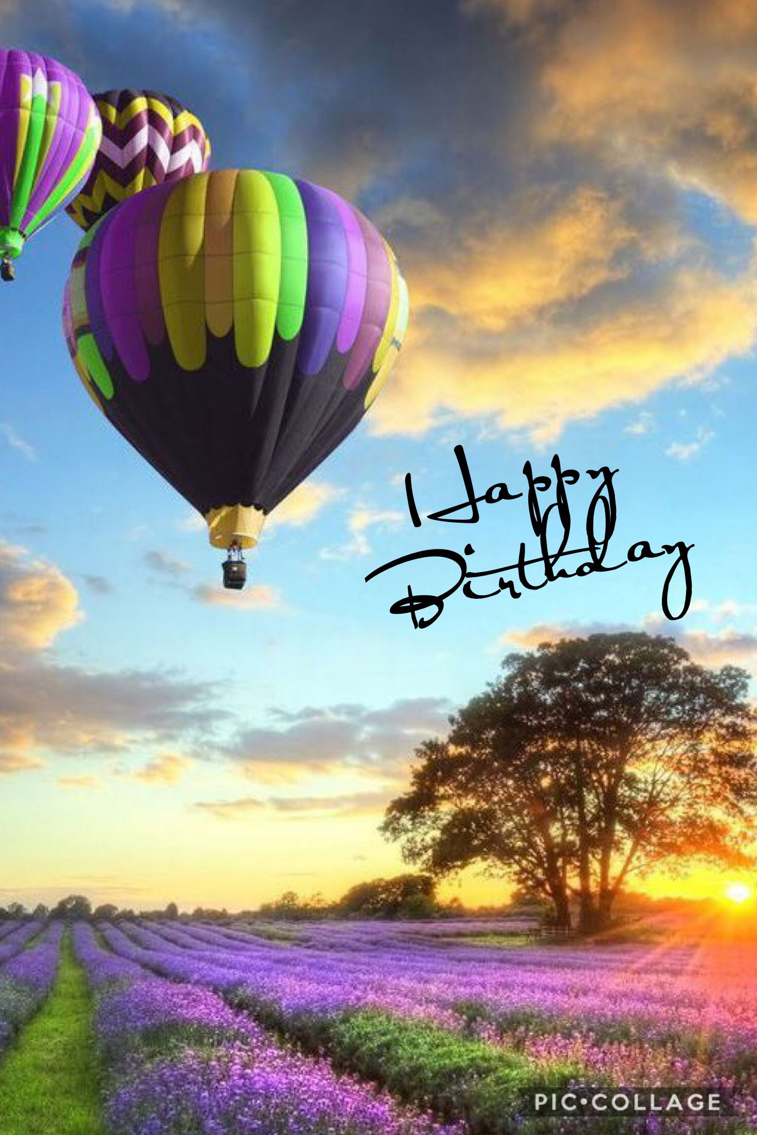 The Best Happy Birthday Memes Hot Air Balloon Pictures Cool Photos