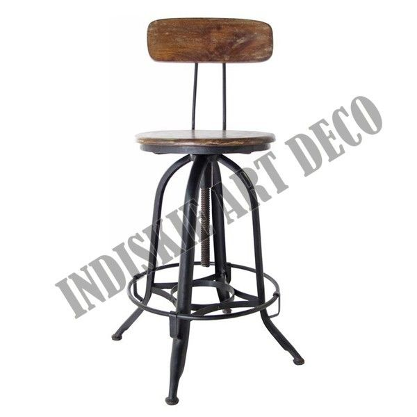 Perfect Industrial Drafting Stool Vintage Chair Steel Metal Shop Bar Adjustable  Toledo Stools, View Industrial Drafting Stool Vintage Chair Steel Metal  Shop Bar ...