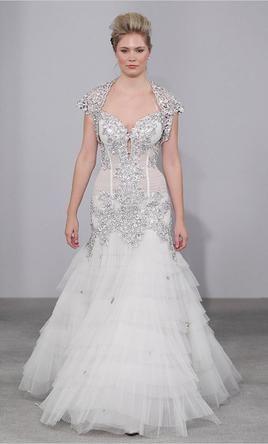ad993b8aea5 Pnina Tornai Wedding Dress Pnina 4083 Kleinfeld 32023137