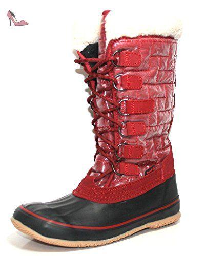 Kamik Women's JenniferM Snow Boots Olive 8 w7sVrwa
