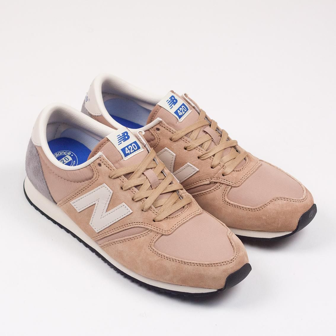 regarder c3374 e9d67 New Balance 420 - Tan Beige Grey U420SRCB | Wish List | New ...