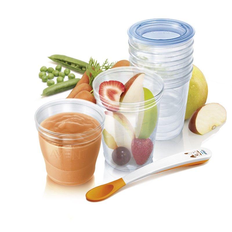 Avent VIA bæger til opbevaring af mad
