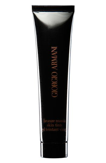 Giorgio Armani 'Bronze Mania' Skin Tints available at #Nordstrom