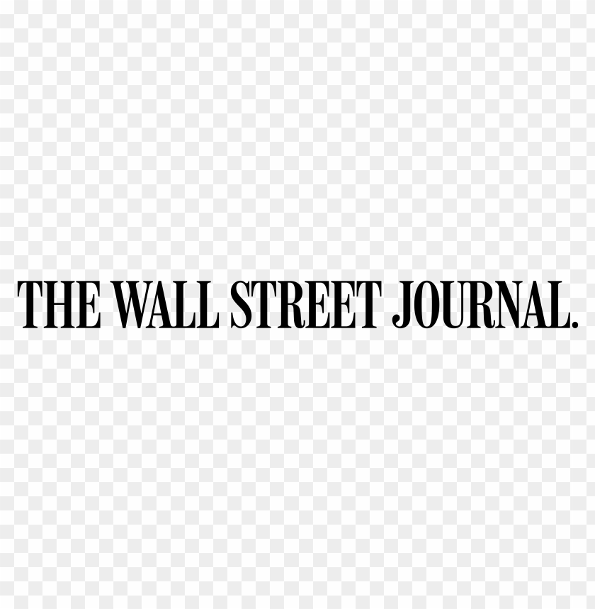 Wall Street Journal Logo White Png Image With Transparent Background Png Free Png Images Wall Street Journal Wall Street Free Png