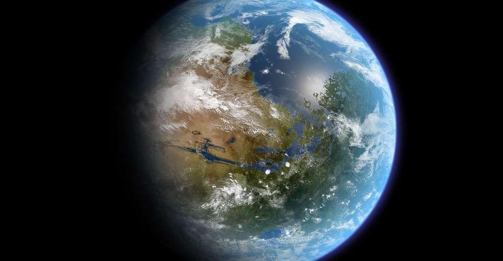 Exobiologie Quelle Est L Origine De La Vie Dans L Univers Rover Curiosity Planete Rouge Climat