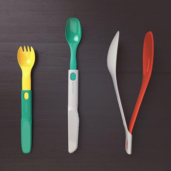 Industrial Kitchen Utensils: Cloverware On Industrial Design Served