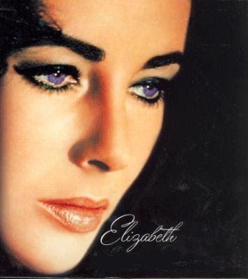 Elizaberh y sus ojos color violeta