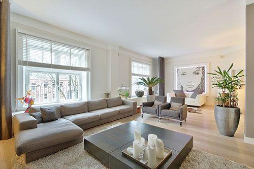 Luxe Interieur Inrichting : Luxe jaren woning in amsterdam interieur inrichting home
