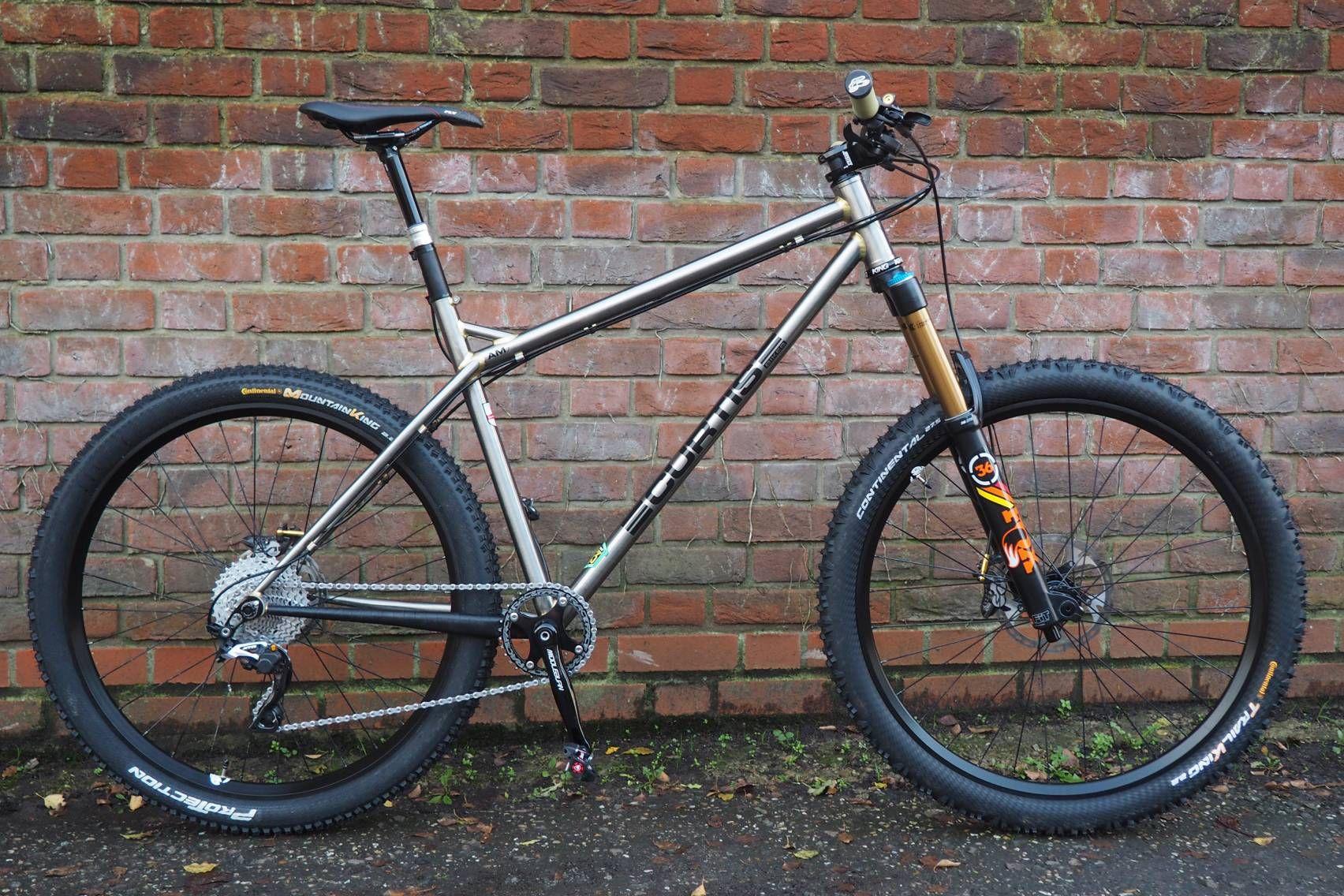 Curtis Am7 650b Bikes Pinterest