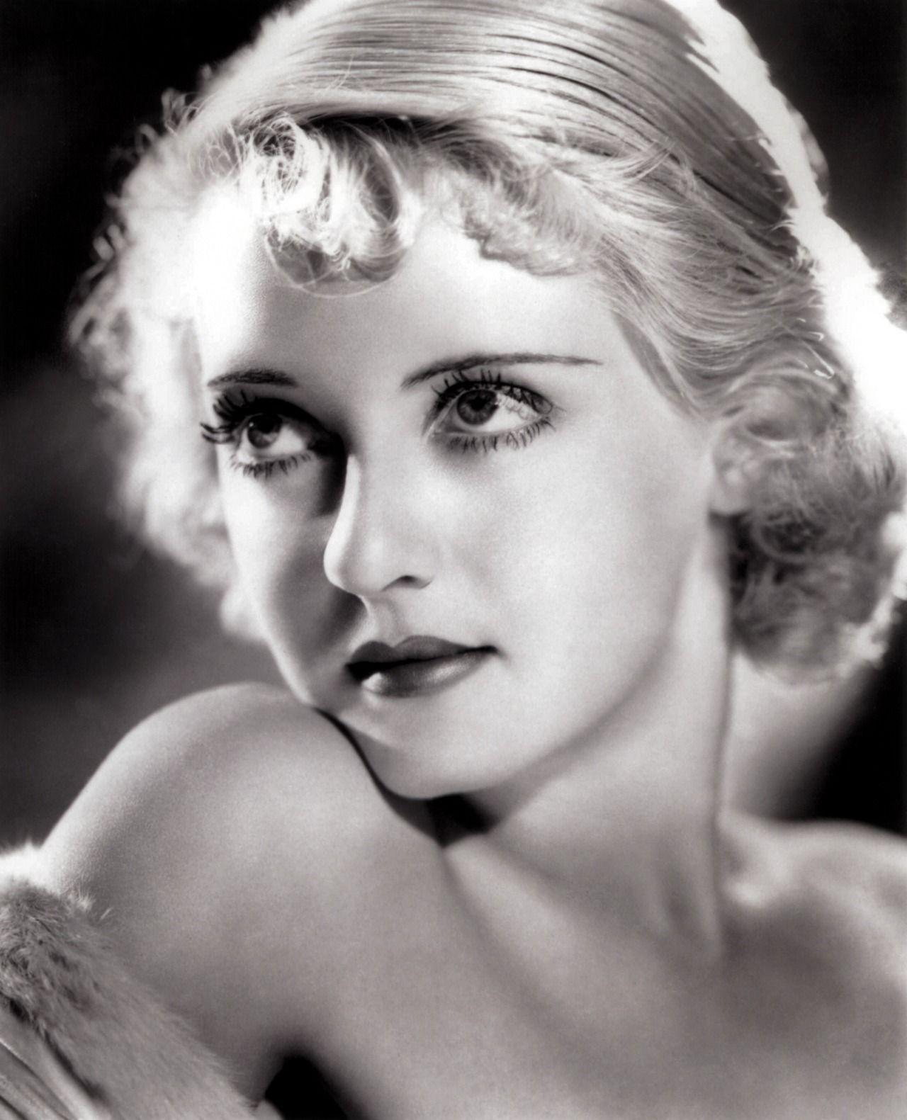 iconos de estilo de los años 30 y 40 Bette Davis