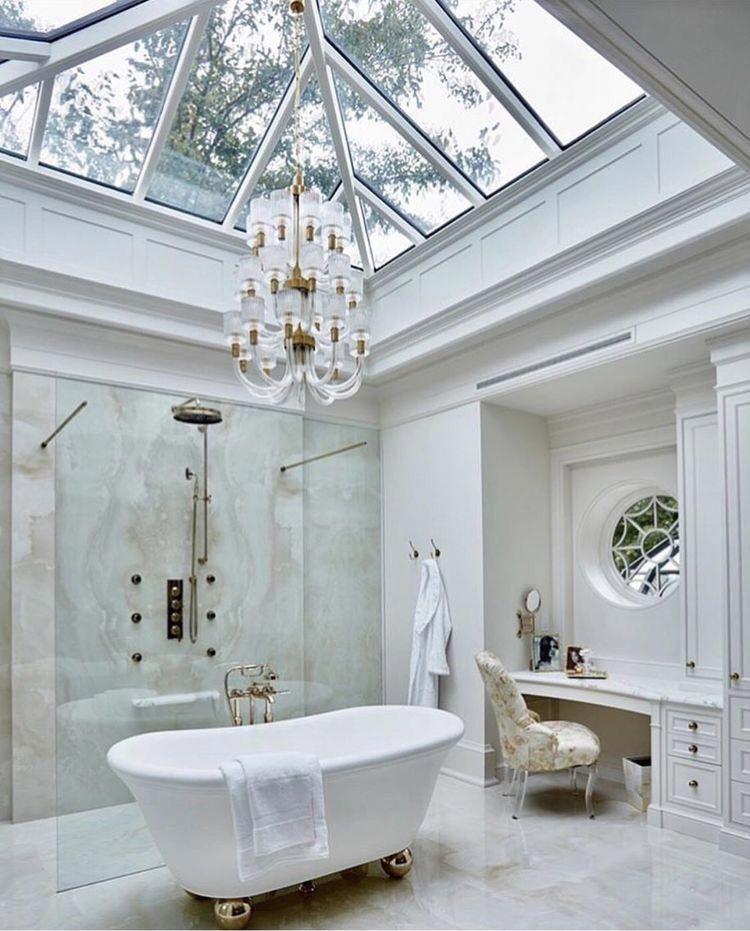 the essential unique master bathrooms designs