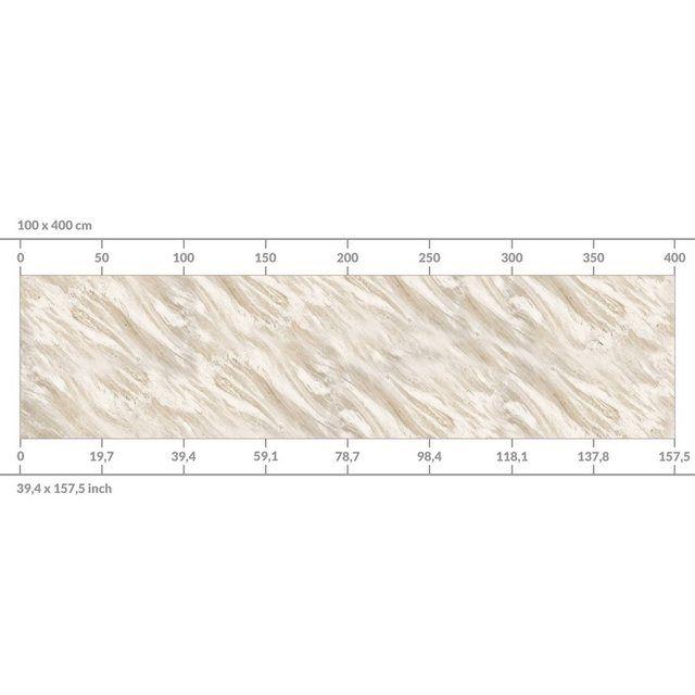 Bilderwelten Küchenrückwand »Palissandro Marmor Beige« online kaufen | OTTO
