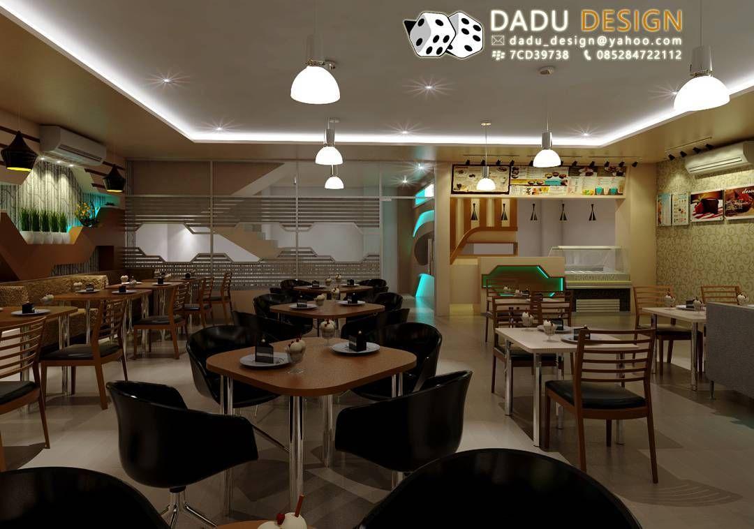 Hasil Desain Interior Cafe Remaja Pontianak Dadu Design Berpengalaman Dalam Pembuatan Berkualitas Cocok Untuk Rumah Tinggal Hotel Kantor