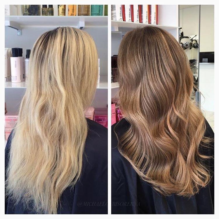 hårfärg höst 2016