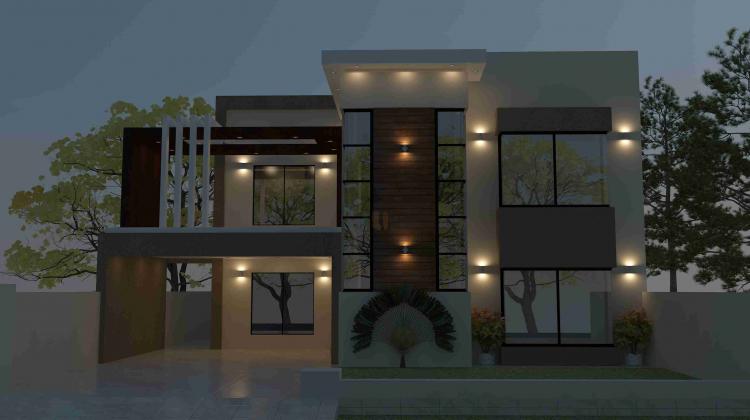 300 Sq Yards House Design In Karachi House Designs House