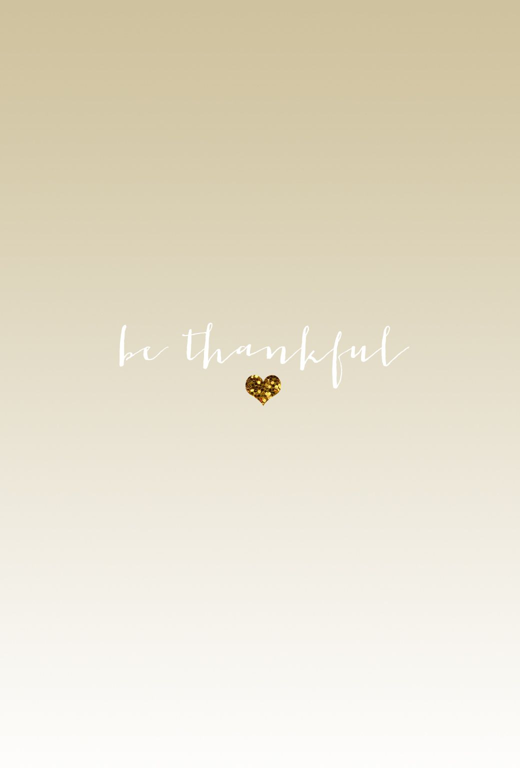 Quote Gld Thankful Quote Iphone Wallpaper Panpins  Iphone Wallpapers