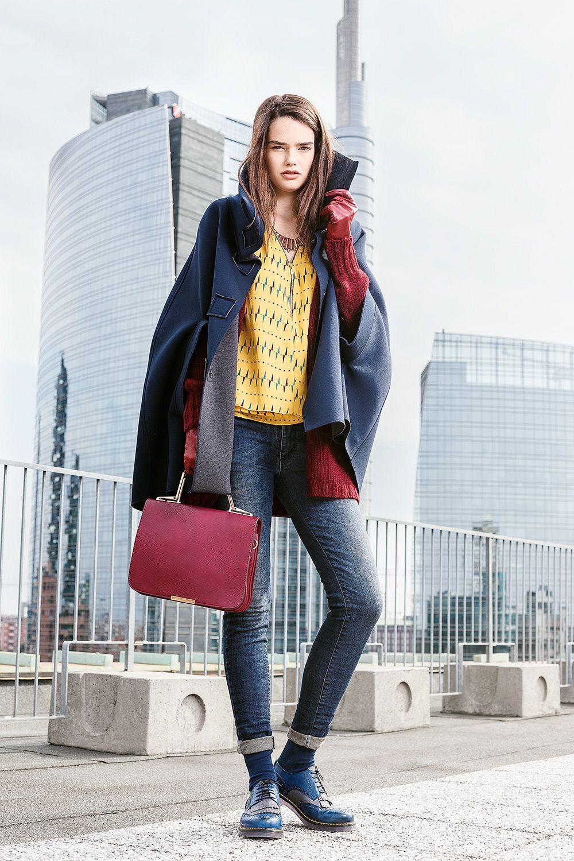 Inverno Forpen Donna Abbigliamento Collezione 2015 Autunno 2014 4xOvUq ad7e9446722