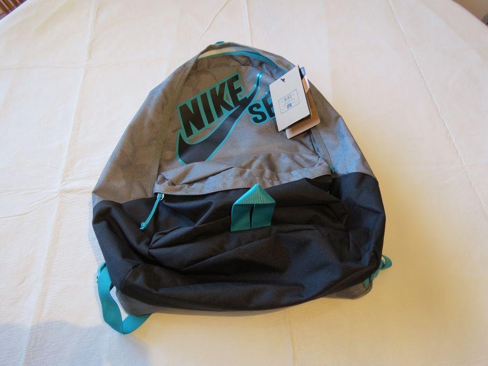 Nike SB skateboarding bookbag backpack 6.0 112013 surf ...