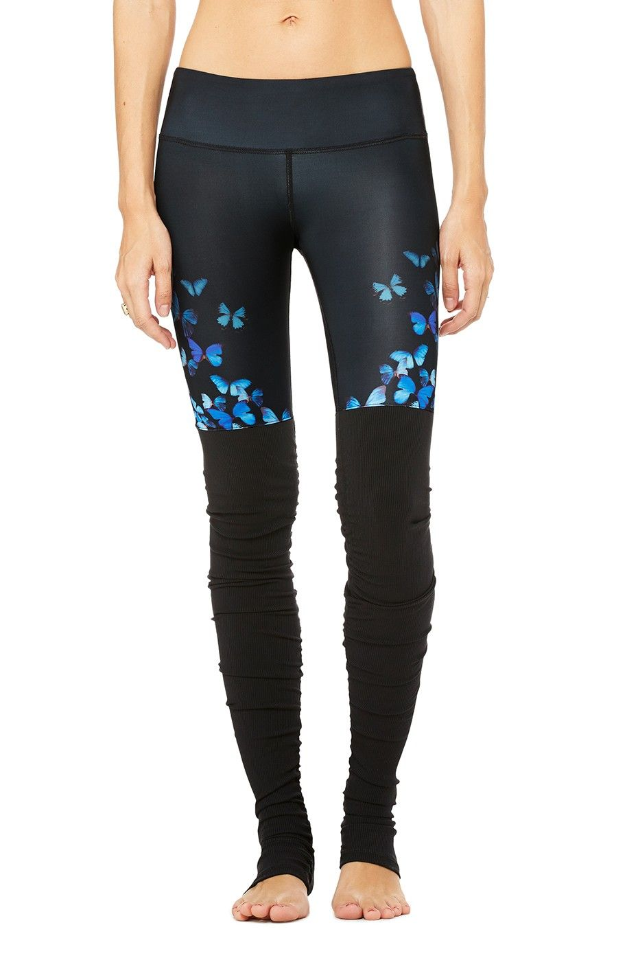 417d8725ec338 Gypset Goddess x Alo Goddess Legging | My Style | Yoga leggings ...