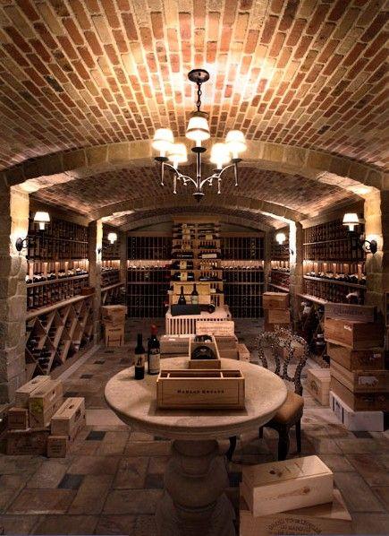 Bodega daphne inspiraci n casa pinterest cava vino vinoteca y almacenamiento de vino - Bodegas rusticas decoracion ...