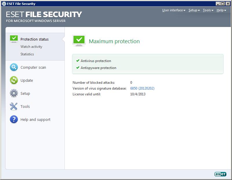 Скачать антивирус бесплатно для виндовс сервер 2003