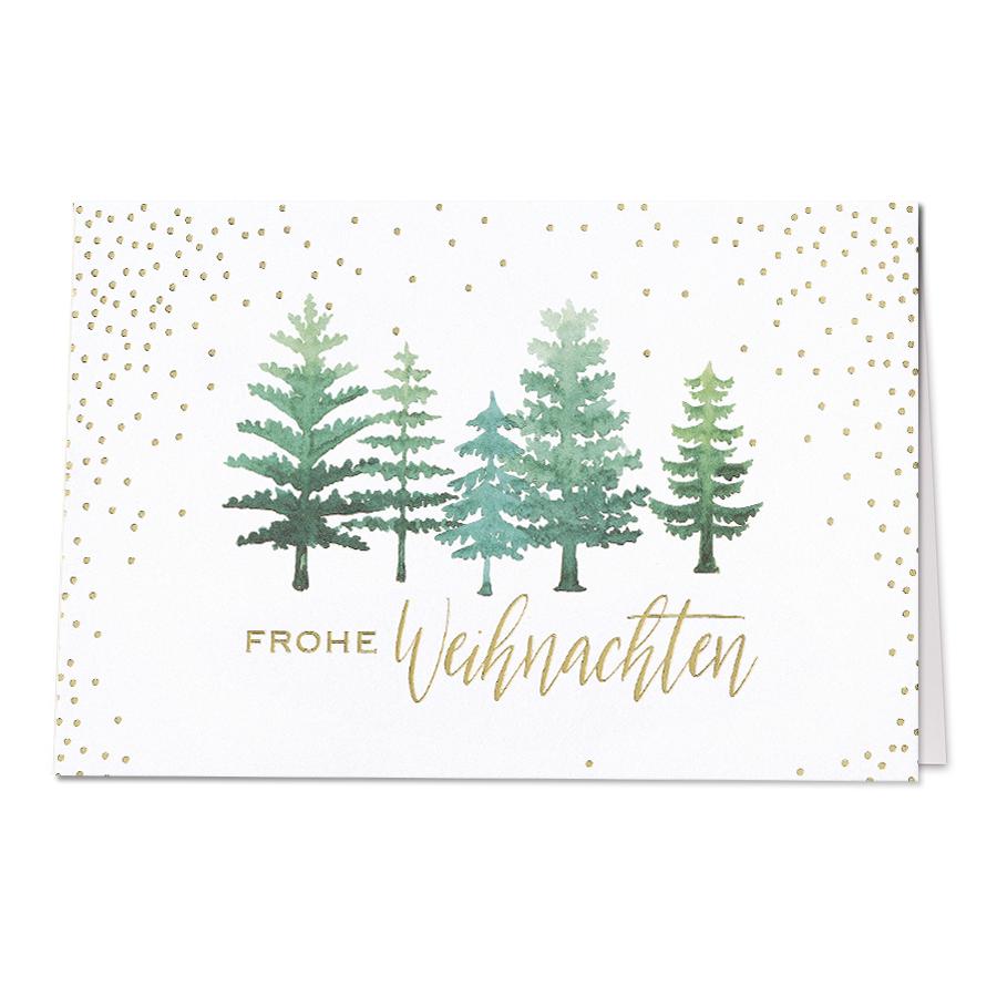 kunden weihnachtskarten