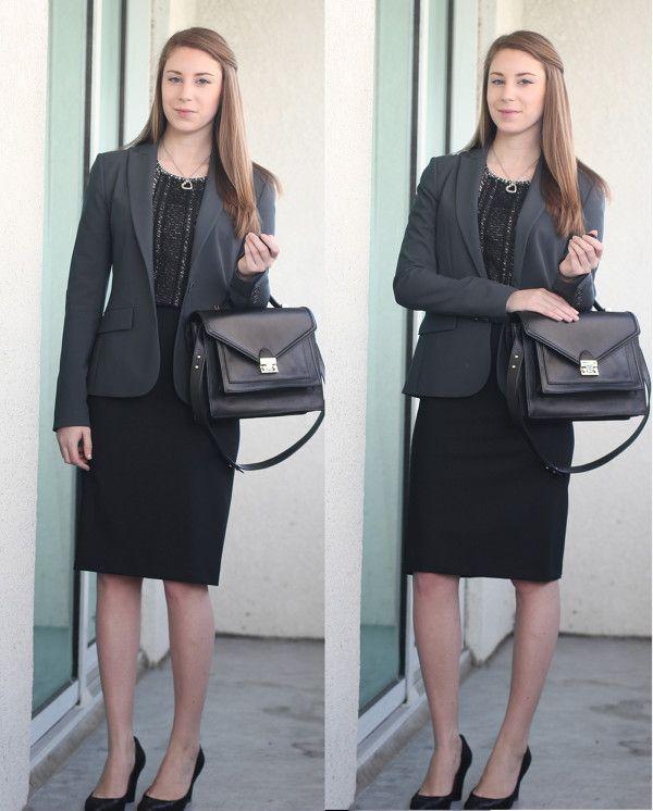 Mix Match Lawyer Fashion Fashion Work Fashion