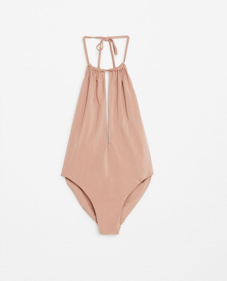 ef110351 zara swimsuit. | Style | Beachwear for women, Fashion, Bikini fashion