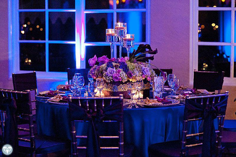 Blue Purple Weddings Blue Purple Wedding Purple Wedding