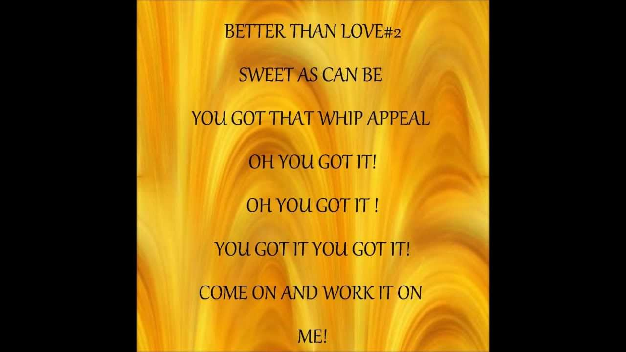 Babyface Whip Appeal Lyrics Z music, Lyrics, Neo soul