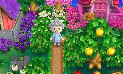 Dreaming Of Scarlett Jeff S New Leaf Blog Animal Crossing New Leaf Pink Cherry Blossom Tree
