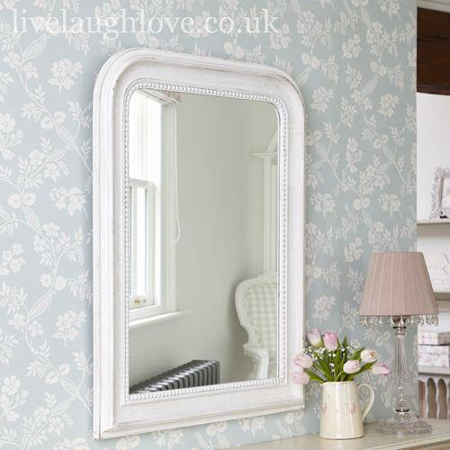 Arch Mirror Antique White Arch Mirror Floor Mirror Mirror