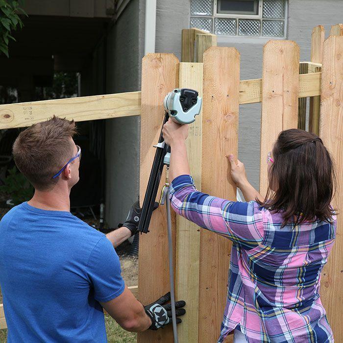 Wie baue ich einen Zaun DIY Wood Privacy Fence Plans  Wie baue ich einen Zaun DIY Wood Privacy Fence Plans