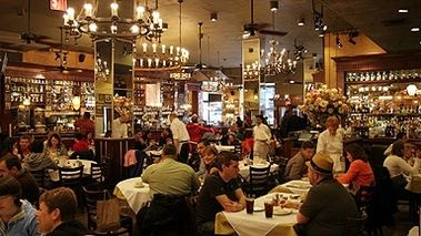 Carmines Nyc I Love This Italian Food Served Family Style