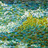 sylvie potier creation mosaique mosaics pinterest potier mosaique et contemporain. Black Bedroom Furniture Sets. Home Design Ideas