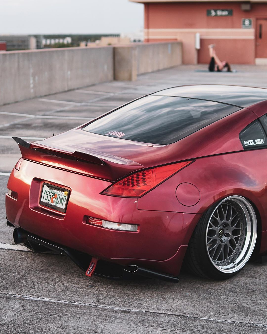 Shop For Vicrez Ducktail Rear Wing Trunk Spoiler Vz100313 Nissan 350z 2003 2008 Here At Vicrez We Offer Free Shipping In All Of Nissan 350z Body Kit Bmw Car