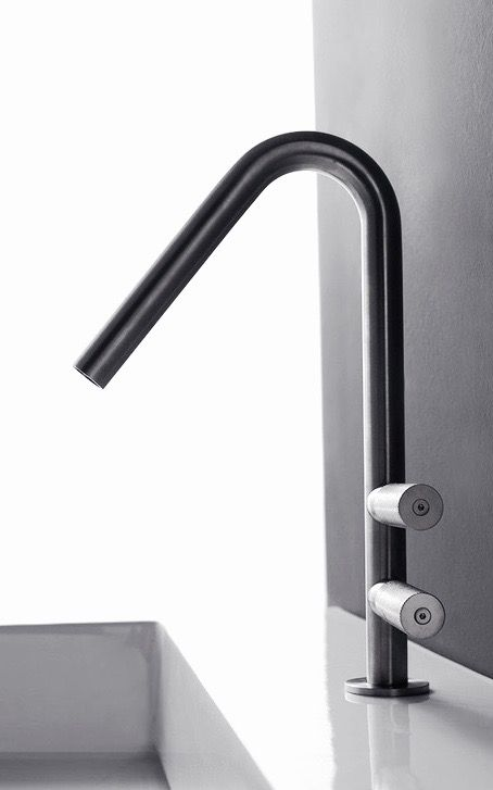 Trendy Bathroom Faucet Is Pureness Of Design Grace Of Form Bagno