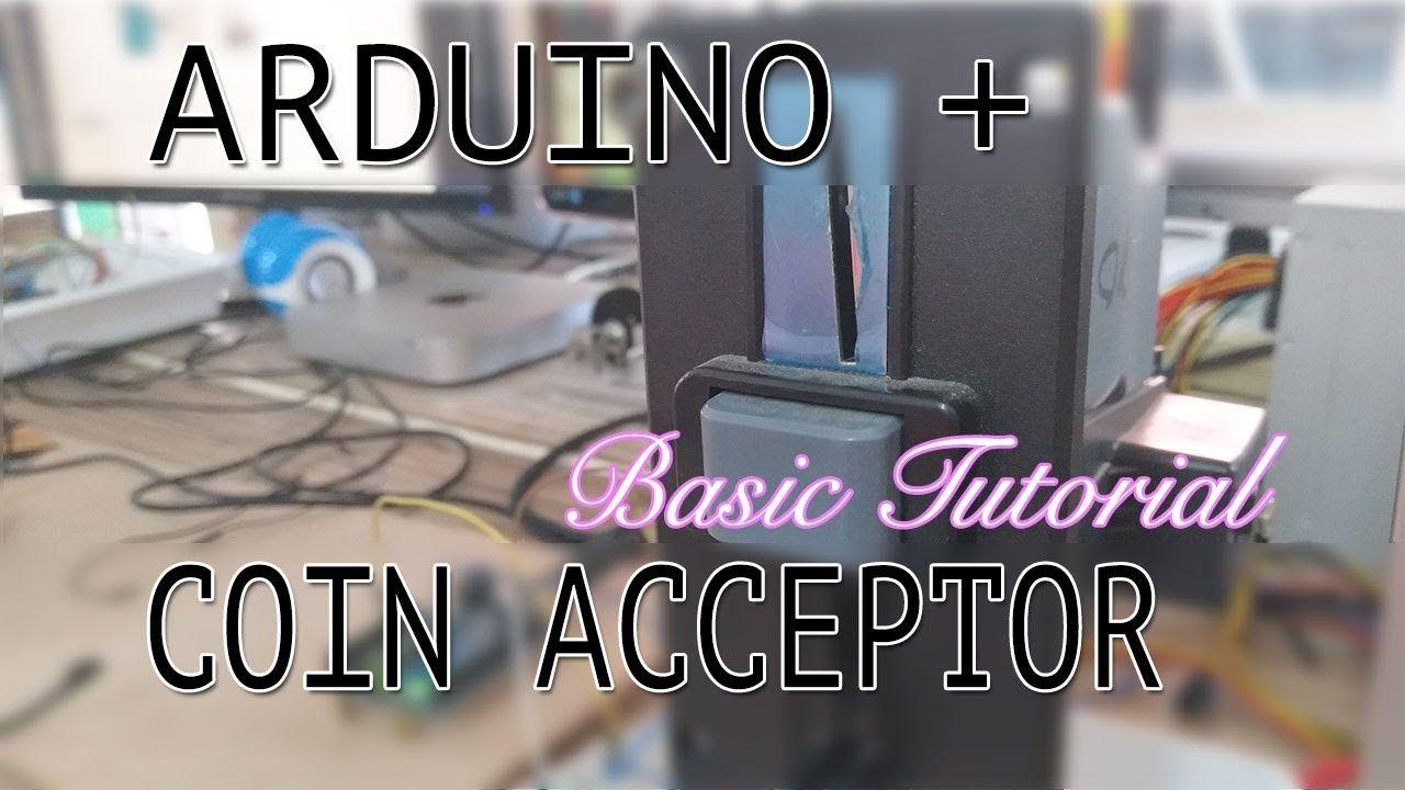 Coin Acceptor with Arduino Programming Tutorial | Arduino