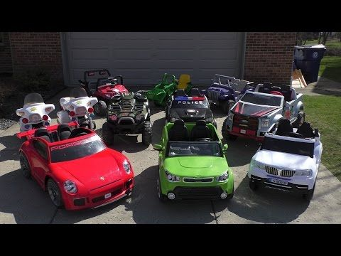 batteries and their effect in power wheels
