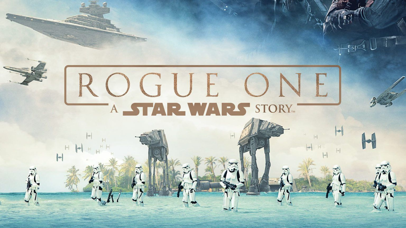 Date Announced For 'Rogue One: A Star Wars Story' Advance Ticked Sales