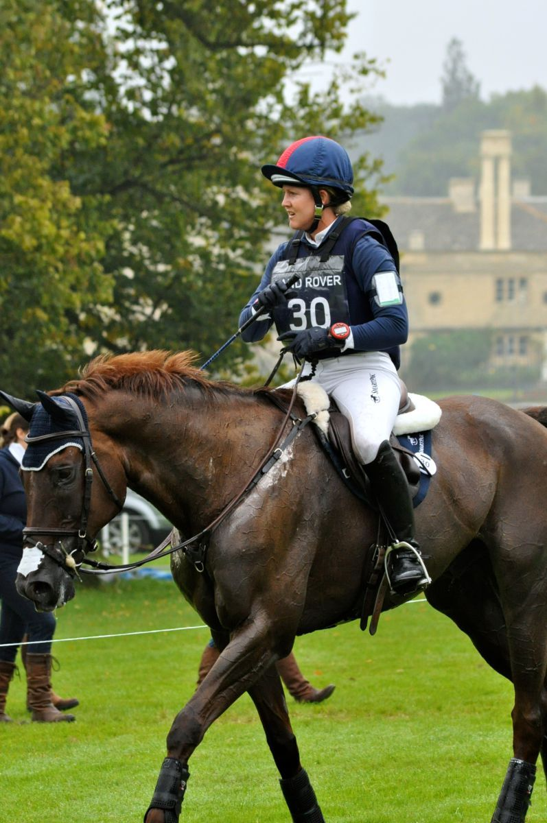 Hannah Sue Burnett Leads American Riders at Burghley | Eventing Nation - Three-Day Eventing News, Results, Videos, and Commentary