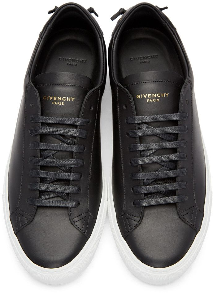 05bfb6141d55 Givenchy - Black Urban Knots Sneakers Givenchy Sneakers