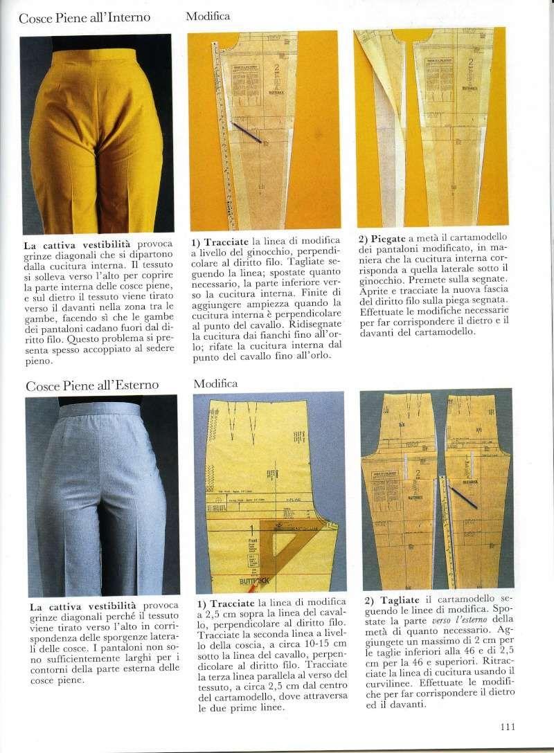 correzioni difetti pantaloni..una specie di riepilogo - Pagina 3 ...
