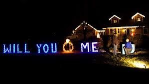Isn't it a unique way to #propose? #jevelweddingplanning