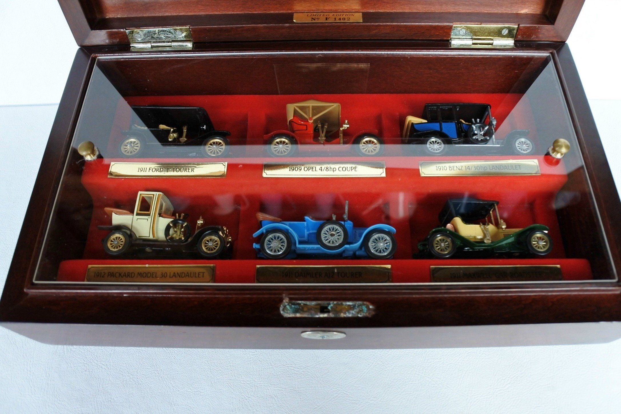 Vintage Matchbox Models of Yesteryear Connoisseurs