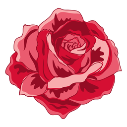 Pin By Jenny Gonzalez On Graphic Design Stock Rose Icon Blooming Rose Icon